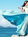 Femei de vară Boemia șifon lung fusta