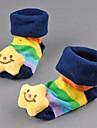 Copii Super Cute pentru șosete pentru copii anti alunecare Pantofi nou-nascuti desen animat animale papuci de casă Boots