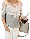 Xinying femei Lace T Shirt lz8618