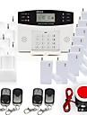 433MHz Tastatură Wireless SMS Telefon 433MHz GSM sunet de alarmă telefon de alarmă SMS-uri de alarmă Alarmă Locală Sisteme de alarmă Acasă