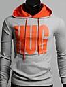Homme Chic & Moderne Sweat a capuche Pull a capuche & Sweatshirt Imprime Multicolore