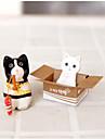 jucărie scrapbooking note mici de auto-stick de carton animale (culoare aleatorii)