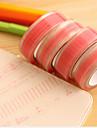 model de dantela roz scrapbooking lipici bandă 10m 1 buc