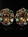 Cercei diamante de cristal pentru femei
