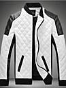 Noul sosire ocazional de înaltă calitate mânecă haina bărbați