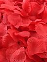 uppsättning av 100 kronblad rosenblad bordsdekoration (blandade färger)
