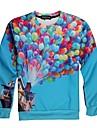 du-te-boy 3d de moda tipărite top creative t-shirt pentru bărbați