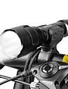 LED-Ficklampor Framlykta till cykel LED Cykelsport Justerbar fokus 18650 Lumen BatteriCamping/Vandring/Grottkrypning Vardagsanvändning