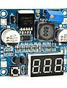 """lm2596 DC-DC buck-modul w / 3-siffrig 0,45 """"digital display tube"""