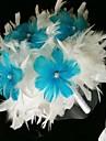 """Flori de Nuntă Formă liberă Buchete Nuntă Piele 4.72""""(Approx.12cm)"""