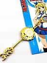 Bijuterii Inspirat de Basme Cosplay Anime Accesorii Cosplay Colier Auriu Aliaj Feminin