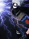 Naruto Hatake Kakashi Herre 14 inch Varmeresistent Fiber Grå Anime Cosplay Parykker
