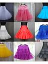 Colored Petticoat Wedding Dress Accessories