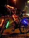 Pannlampor Cykellyktor hjul lampor säkerhetslampor Framlykta till cykel Baklykta till cykel LED Cykelsport Justerbar fokus 18650 Lumen