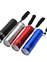 LS173 LED-Ficklampor LED Ficka / Liten storlek / Nödsituation Camping / Vandring / Grottkrypning / Vardagsanvändning / Utomhus