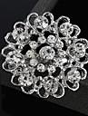 Dame Broșe La modă costum de bijuterii Ștras Aliaj Bijuterii Pentru Nuntă Petrecere Ocazie specială Zi de Naștere Zilnic Casual Sport