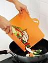 tocare bord, plastic, 38,5 × 24 × 0,1 cm (15,2 x 9,5 x 0,04 inch) culoare aleatorii