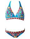 indian totem ștreangul de gât plajă set bikini costume de baie pentru femei