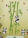 Animale Botanic Desene Animate Natură moartă Modă Oameni Perete Postituri Autocolante perete plane Autocolante de Perete Decorative,Vinil