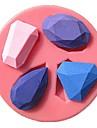 bijuterie cu diamant matrite tort fondant colectare săpun mucegai ciocolată pentru copt bucătărie