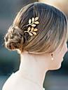 Femei Fata cu Flori Diadema-Nuntă Ocazie specială Informal Ac de Păr Agrafă
