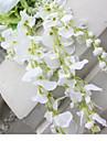 Flori de Nuntă Cascadă Trandafiri Buchete Nuntă Petrecere / Seară Mătase