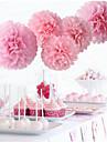 Zi de Naștere / Absolvire / Cheful Burlacelor / Bal / Petrecerea Baby Shower Hârtie perlă Decoratiuni nunta Temă Plajă / Temă Grădină /