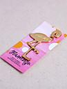 fantezie și pene flamingo sticlă de deschidere clasic feminin stil