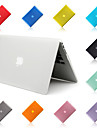 Plastic rămâne 2 in 1 culori bomboane moale caz greu capac& Capac tastatura pentru Apple MacBook Air 13 \'\' (Color asortate)