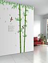 Djur Tecknat Botanisk Väggklistermärken Väggstickers Flygplan Dekrativa Väggstickers, Vinyl Hem-dekoration vägg~~POS=TRUNC Vägg