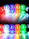 Cykellyktor , bakljus / Annat / front ljus + svans ljus kit - 2 Läge 100 Lumen alarm / Färger föränderliga Annat