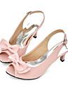 Damă Pantofi Imitație de Piele Primăvară Vară Toamnă Toc Stilat Cataramă Pentru Rochie Negru Galben Rosu Albastru Roz