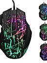 2015 nou butonul sosire 5500 dpi 7 condus USB cablu de mouse soareci gamer mouse de calculator mouse-ul pentru jocuri optic pentru pro