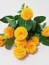 Konstgjorda blommor 1 Gren Modern Stil Krysantemum Bordsblomma
