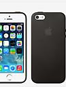 Pentru iPhone X iPhone 8 iPhone 8 Plus Carcasă iPhone 5 Carcase Huse Anti Șoc Carcasă Spate Maska Culoare solidă Greu PU Piele pentru