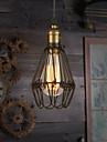 Vintage Țara Lumini pandantiv Pentru Sufragerie Dormitor Baie Bucătărie Cameră de studiu/Birou Cameră Copii Bec Inclus