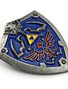 Bijuterii Inspirat de The Legend of Zelda Cosplay Anime/ Jocuri Video Accesorii Cosplay Insignă / Broșă Albastru Aliaj Bărbătesc