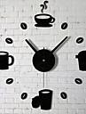 moda de înaltă calitate personalitate creatoare proces distractiv acrilic ceas de perete digital,
