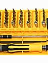 45 în 1 reparații trusa de scule de deschidere șurubelnițe de precizie portabile set demontare