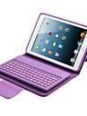 toc de piele PU cu tastatura pentru iPad 2 (de aer culori asortate)