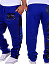 MEN - Pantaloni ( Amestec Bumbac ) Informal Talie Medie - Activ