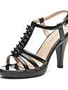 similicuir sandales femmes aokang® - 132812086