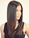 Aidot hiukset Lace Front Peruukki tyyli Brasilialainen Suora Peruukki 120% Hiusten tiheys 14 inch ja vauvan hiukset Liukuvärjätyt hiukset Luonnollinen hiusviiva Afro-amerikkalainen peruukki 100
