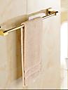 Barre porte-serviette / Ti-PVD Contemporain