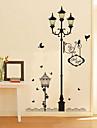 Peisaj Romantic Modă Forme Transportare Arhitectură Vacanță Desene Animate Fantezie Botanic Perete Postituri Animal Stickers de perete