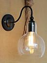 Modern Vägglampor Till Metall vägg~~POS=TRUNC 110-120V 220-240V