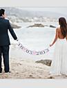 Forniture per decorazioni nuziali Carta perlata Decorazioni di nozze Matrimonio / Anniversario / Compleanno Spiaggia / Giardino / Orientale Primavera / Estate / Autunno