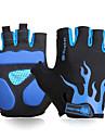 FJQXZ Aktivitet/Sport Handskar Cykelhandskar Håller värmen Vindtät Fuktgenomtränglighet Bärbar Andningsfunktion Slitsäker Anti-sladd