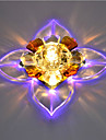 COSMOSLIGHT Takmonterad Glödande - Kristall LED, Tiffany Rustik / Stuga Vintage Utomhus Land Traditionell / Klassisk Retro Modern,