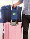 Sac de Voyage Organisateur de Bagage Etanche Portable Resistant a la poussiere Pliable Durable Rangement de Voyage pour Vetements Tissu